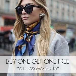 Other - BUY ONE GET ONE FREE $5